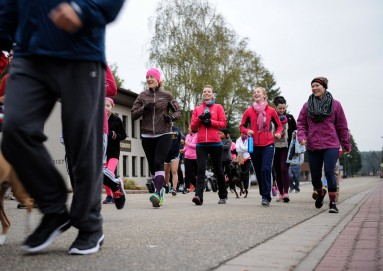 Hispanic Heritage Committee hosts Breast Cancer Awareness 5K